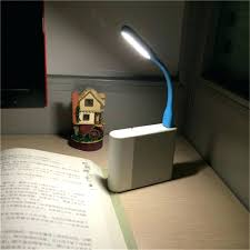 desk power outlet table lamps desk lamp with usb port and power outlet table lamp
