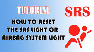 nissan pathfinder yellow exclamation light how to reset srs airbag indicator light youtube