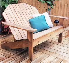 muskoka sofa design from 2x4 projects for outdoor living by stevie