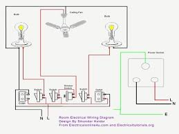simple home electrical wiring diagram symbols house electrical free
