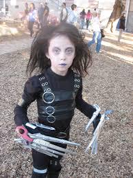 Edward Scissorhands Costume Quick Change Artist Costumes Halloween Costumes And Halloween 2016