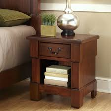 the aspen collection mahogany night stand by home styles free
