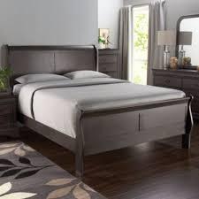 Platform Beds Sears - greystone u0027 sleigh bed ensemble sears sears canada home