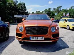 bentayga bentley bentley bentayga 12 july 2017 autogespot