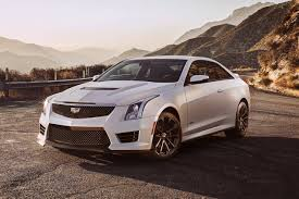 cadillac ats v series used 2016 cadillac ats v coupe pricing for sale edmunds