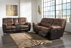 washington chocolate reclining sofa majik rent to own living room furniture in pennsylvania rent to own
