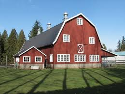 Red Barn Trailers 42 Best Red Barns Images On Pinterest Red Barns Barn Homes And