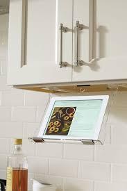Belkin Kitchen Cabinet Tablet Mount Under Cabinet Tablet Holder Table Designs