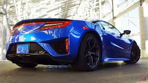 acura supercar 2017 acura nsx better than ever new speed cars