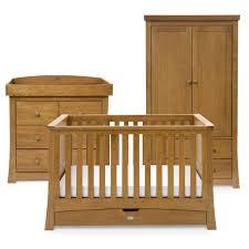 canterbury 3 piece nursery furniture set silver cross uk