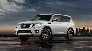 nissan white car 2017 nissan armada full size suv in white scheduled via http