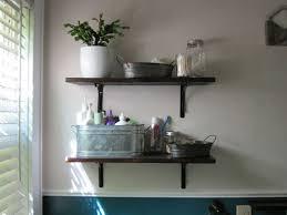 Shelves For Towels In Bathrooms Bathroom Vanity Shelving Ideas Organize It All Metro 4 Tier Shelf