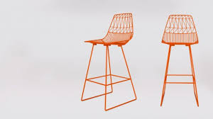 modern orange bar stools orange counter bar stools for less overstock com stylish stool
