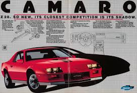 45 of the coolest chevrolet camaro ads of all time pahrump cars