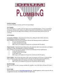 Plumber Resume Careers With Phcc Members U2013 Phcc San Diego