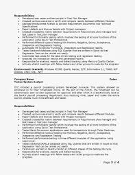 Best Qtp Resume by Powertrain Test Engineer Cover Letter