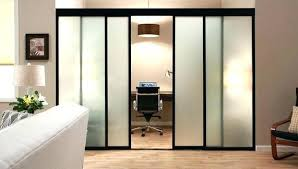 Folding Room Divider Doors Room Dividers With Sliding Door Leandrocortese Info