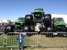 original grave digger monster truck image grave diggers stacked jpg monster trucks wiki fandom