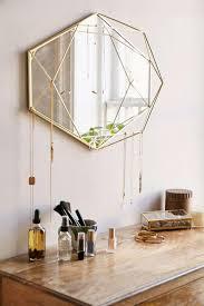 miroir chambre fille le miroir doré en 40 photos archzine fr