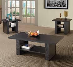 Coffee Table Set Dark Wood Coffee Table Set Kit4en Com