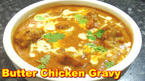 butter chicken gravy recipe restaurant style in tamil