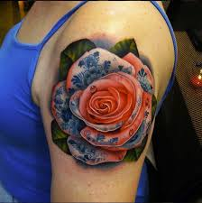 58 best rose tattoos images on pinterest tattoo drawing and