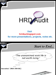 Hr Audit Report Template Hr Audit Ppt Competence Human Resources Strategic Management