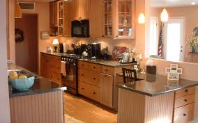 Wall Kitchen Cabinets With Glass Doors Kitchen Charming Wooden Kitchen Renovation Ideas Combined With