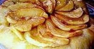 cuisiner des figues tarte al coloche recette de la tarte al coloche aux pommes