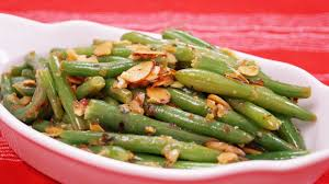 green bean thanksgiving recipes green bean almondine recipe easy green bean side dish recipe by