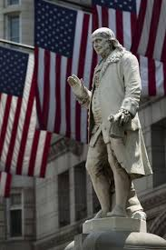 Black Flag Statue Puzzle Benjamin Franklin And The History Of The Colonies