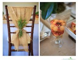 thanksgiving decorating ideas for with mini cocktail and padded