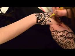 henna tattoo selber machen sophiaphia youtube