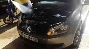 car engine wash golf 6 with instructions youtube