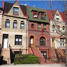 the historic thrill of row houses old house web blog