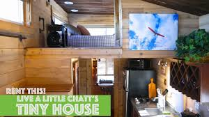 Rent A Tiny House For Vacation Tiny House Rental Village Atop A Cliff Youtube