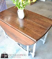 antique drop leaf gate leg table drop leaf gate leg table makeover drop leaf table leaf table and legs