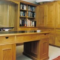 Office Desks Oak Home Office Warm Solid Oak Desks For Home Office Furniture Sets