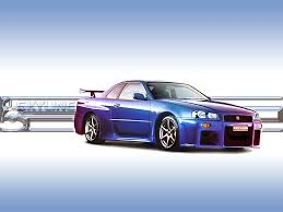 paul walkers nissan skyline drawing 2013 nissan skyline auto car
