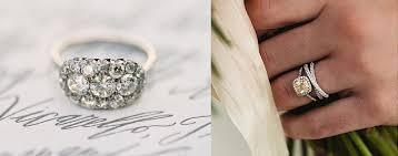 alternative engagement rings eight engagement rings we weddings illustrated