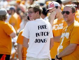 Tennessee travel fan images Espn 39 college gameday 39 analysts criticize tennessee vols coach JPG