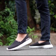 Neo Slip On nwot adidas cloudfoam lite racer slip on adidas and products