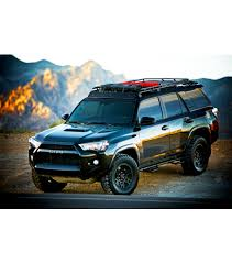 4th gen 4runner led tail lights toyota 4runner 5th gen stealth rack multi light setup with