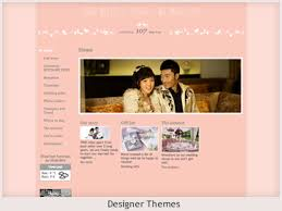 free wedding website personal wedding website