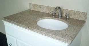 Bathroom Vanity With Offset Sink Bathroom Vanity Top With Left Sink 37 Offset Beige Right Big