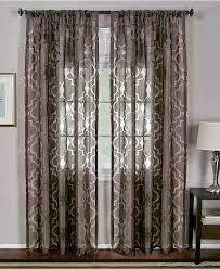 curtains dining room drapery martha stewart kitchen curtains