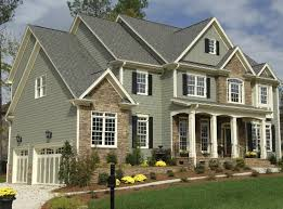 Home Exteriors Interesting Home Exterior Designs For Colonial Style Homes