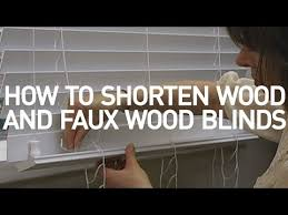 How To Shorten Window Blinds Things You May Not Know About Window Blinds Worldnews