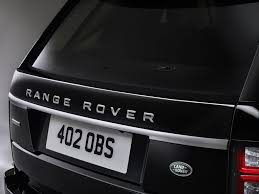 2015 range rover sunroof range rover bomb proofs autobiography goauto