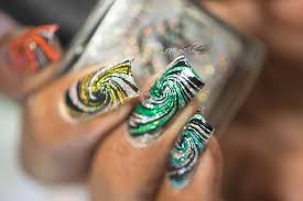 sharpie watercolour nail art youtube 4 ways to diy sharpie